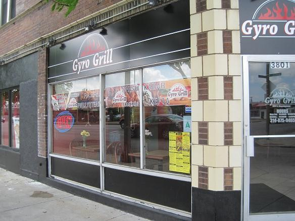 Gyro Grill at 3801 South Kingshighway - IAN FROEB