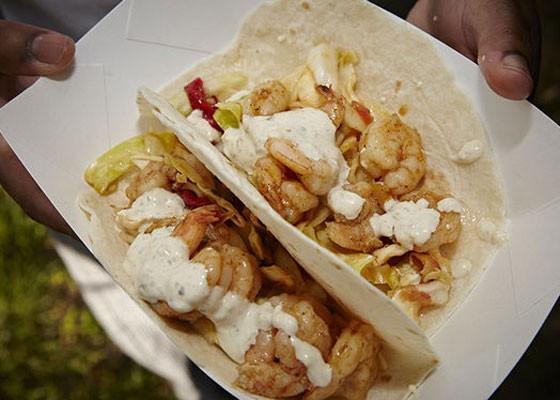 Le Food Truck. | Steve Truesdell