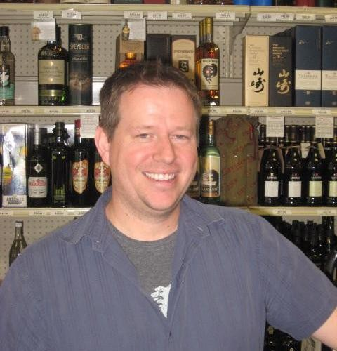 Paul Hayden of the Wine & Cheese Place - DAVE NELSON