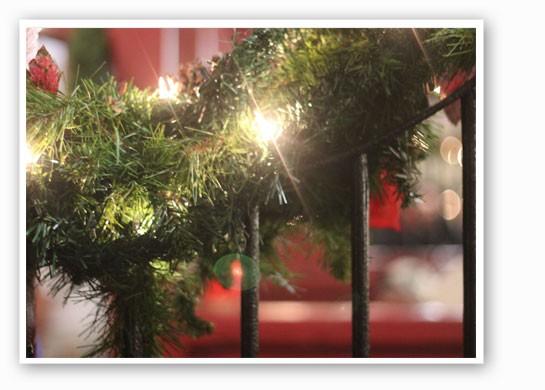 Sooooo festive. | Nancy Stiles