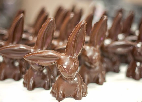 You should probably pick up some chocolate bunnies at Kakao aftewards. | Crystal Rolfe