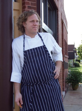 Chef and owner Anthony Devoti of Five Bistro, located on Daggett Avenue on the Hill - FIVEBISTRO.COM