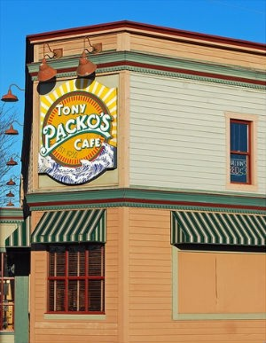 Wither, Tony Packo's? Hot-dog lawsuits in Toledo and Chicago. - WIKIMEDIA COMMONS