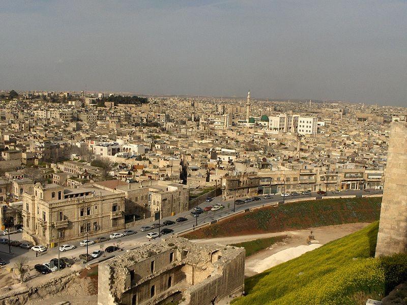 Aleppo, Syria - IMAGE VIA