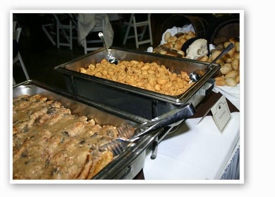 Fried catfish at last year's Beast Feast. | Stone Hill Winery