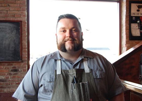 Chef Rick Lewis. | Cheryl Baehr