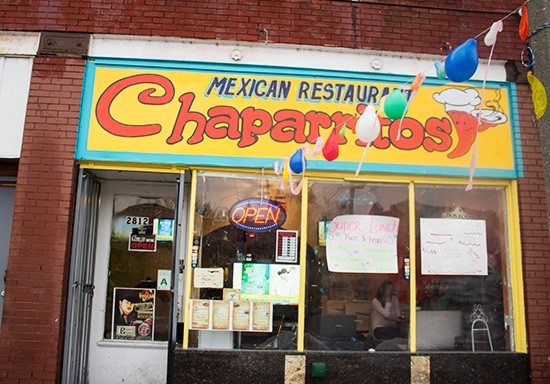 Chaparritos on Cherokee Street. | Photos by Mabel Suen
