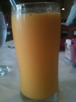 Flavor of India's Mango Lassi - ROBIN WHEELER