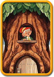 Keebler Elves live in a hollow tree with a listeria niche. - KEEBLER