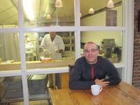 Companion owner Josh Allen - ROBIN WHEELER