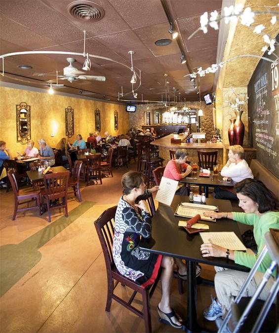Kirkwood's best place for tapas. - JENNIFER SILVERBERG