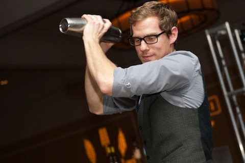 The mixology competition at Iron Fork | Jon Gitchoff