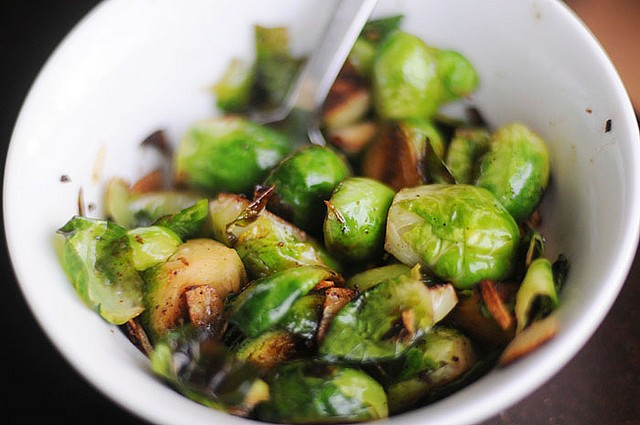 Brussels sprouts. | Mackenzie Koust