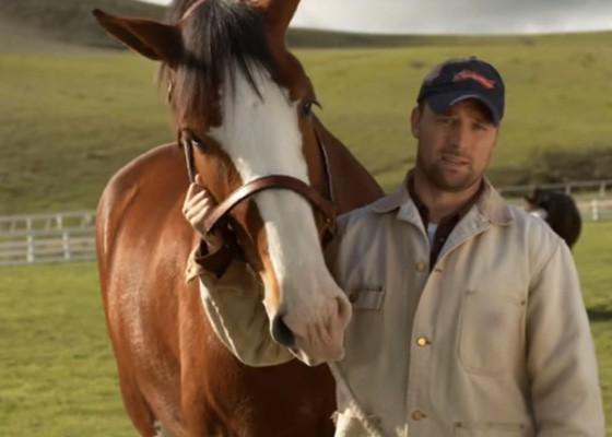 Help this handsome rancher and his majestic horse! | YouTube screenshot
