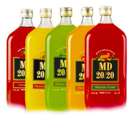 MD 20/20: In hindsight, it may not have been the best choice. - WWW.GHETTOWINE.COM