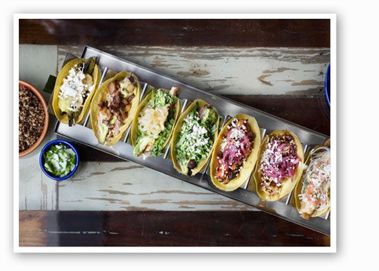 Mission Taco is one of eight stops in the Loop. | Jennifer Silverberg