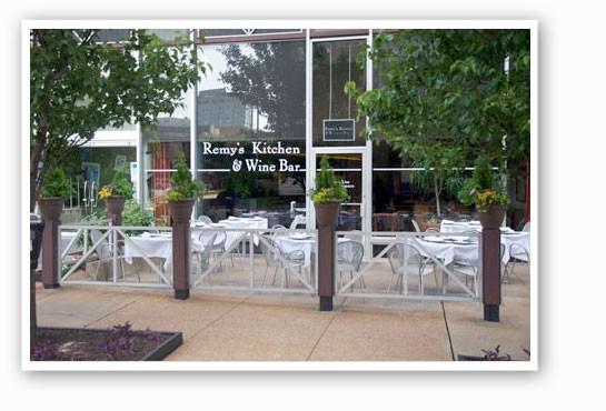 Remy's Kitchen & Wine Bar | Tara Mahadevan