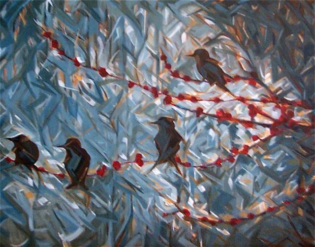 """Assemble"" - Josephine Romo - COURTESY OF THE ARTIST"
