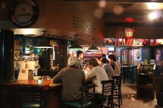 Inside Growlers Pub in Sunset Hills - DIANA BENANTI