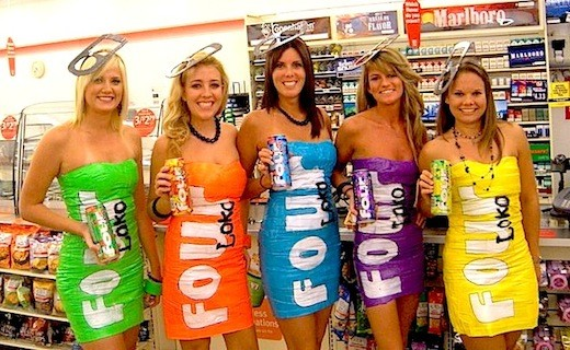 Four Loko: It's a binge in a can. - IMAGE VIA