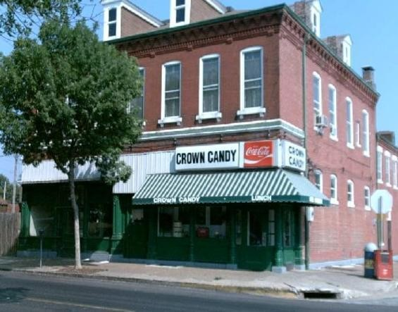 Crown Candy Kitchen, site of our favorite local story of the year