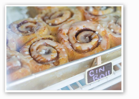 Cinnamon rolls! | Mabel Suen