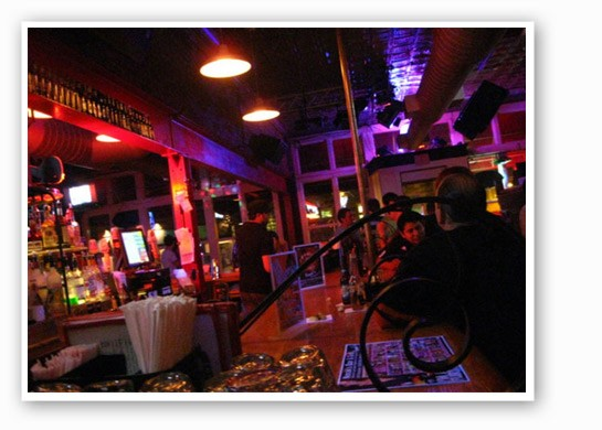 Refuel and dance the night away at Novak's.   RFT Photo