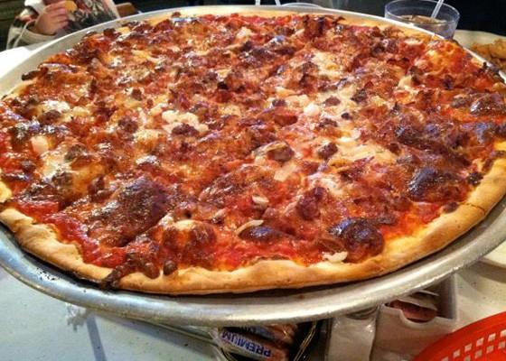 Frank & Helen's pizza is a St. Louis classic. | Cheryl Baehr