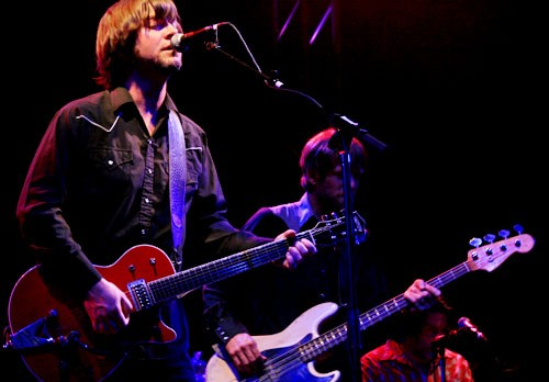 Son Volt in 2009. - CAITY COLVARD