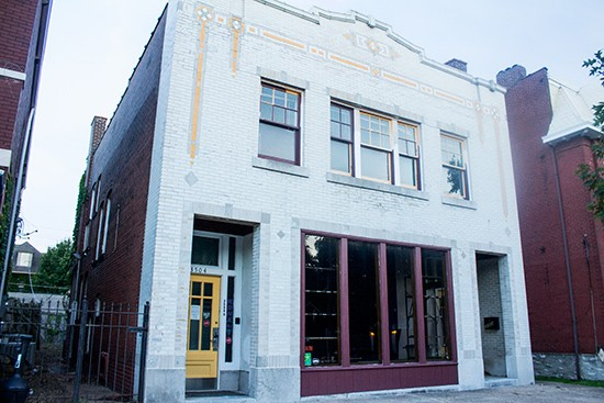 The new home of STL Open MIC on Magnolia Avenue. - PHOTO BY MABEL SUEN