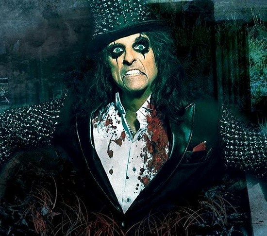 Alice Cooper - PRESS PHOTO