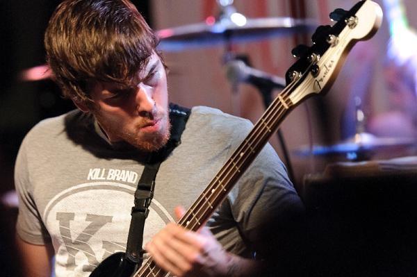 Bassist Zack Merrick - JASON STOFF