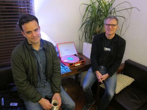 Four out of five Germans at South by Southwest agree: Chris Grabau and John Horton of Magnolia Summer rock. - ALLISON BABKA