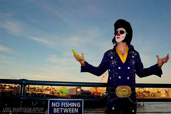 Clownvis Presley - Friday, December 27 @ The Demo - PRESS PHOTO