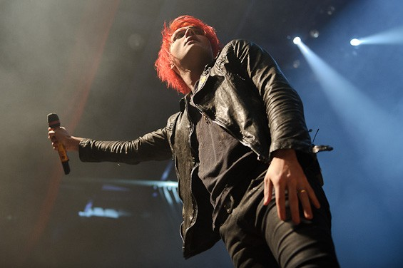 Review My Chemical Romance At The Pageant Tuesday December 14