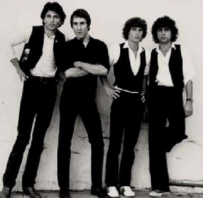 DOUG FIEGER, SECOND FROM LEFT