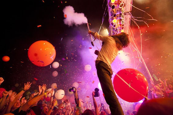 The Flaming Lips - Tuesday, June 10 @ the Pageant. - KHOLOOD EID FOR RFT