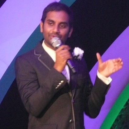 Two Z's: Aziz Ansari