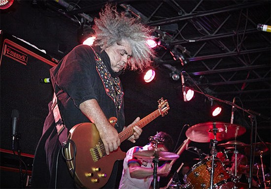King Buzzo (of Melvins) - Friday, March 7 @ Fubar - STEVE TRUESDELL FOR RFT