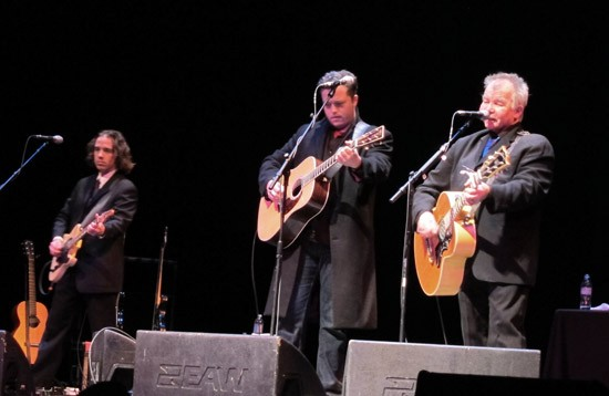 Jason Wilber, Jason Isbell and John Prine - ROY KASTEN