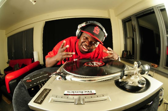 COURTESY OF DJ SIR THURL