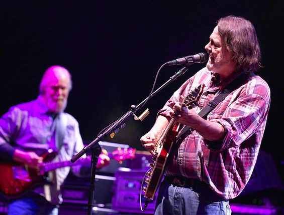 Widespread Panic kicks off a two-night stand at Peabody Opera House. See more photos here. - STEVE TRUESDELL
