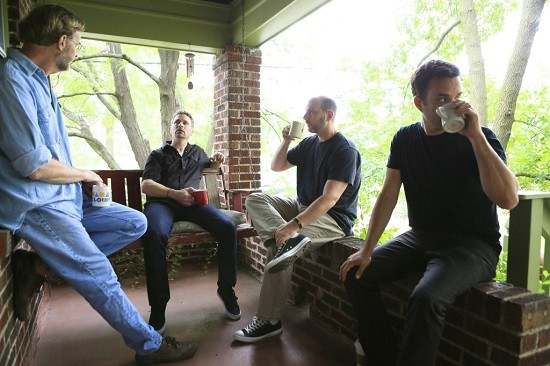 PRESS PHOTO FROM THE BAND'S WEBSITE BY NATE BURRELL.