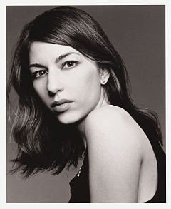 Sofia Coppola: Despite this face, she's still much better behind the scenes than she is in them. (Remember The Godfather Part III?) - IMAGE VIA