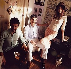 Indie stalwarts Blonde Redhead play The Pageant on October 25.
