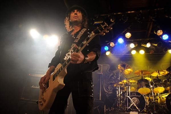 Motorhead's Phil Campbell - TODD OWYOUNG