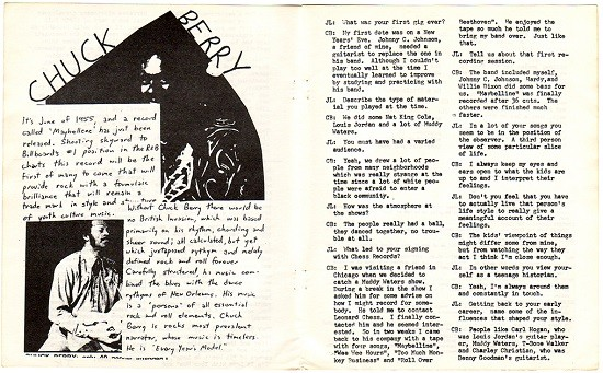 Scan of the original fanzine.