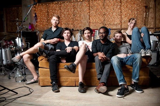 Union Tree Review - PRESS PHOTO FROM 2012. BY JASON STOFF.