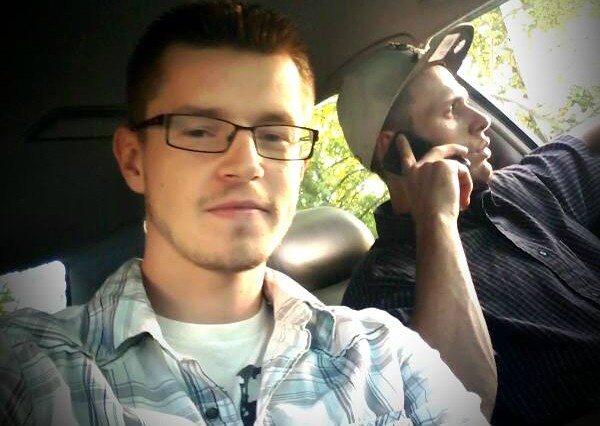 Haris Hajdarevic, left, and James Cobb Jr. were close friends who were shot to death in 2015. - FACEBOOK