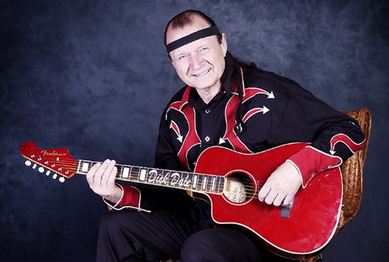 Dick Dale - Thursday, May 2 @ Blueberry Hill